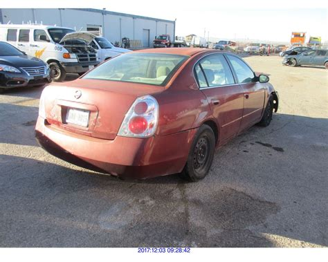 Nissan Altima Parts Only