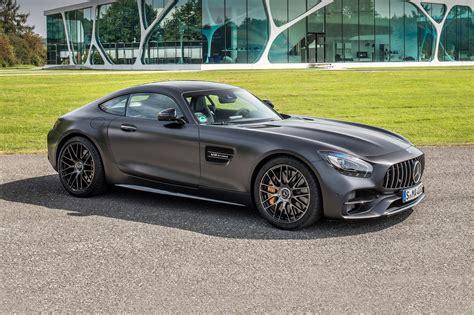 2018 Mercedesbenz Amg Gt