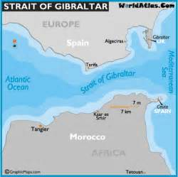 427 x 426 gif 20kB, Gibraltar+strait+map source: http://gvocom.com ...  Gibraltar Europe, Western
