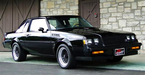 Chevrolet Buick by Buick Grand National Gnx From 2016 Camaro Gm Authority