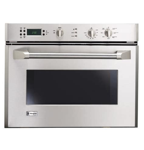 ge monogram  professional style single wall oven zetpfss ge appliances