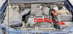 Fuse Box Diagram  U0026gt  Isuzu I