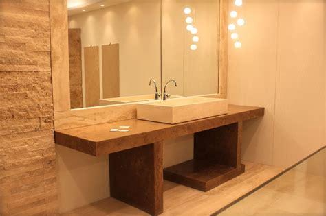 salle de bains travertin salles de bains marbrerie bonaldi