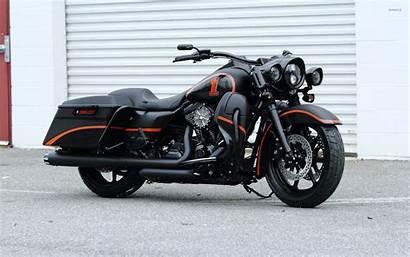 Davidson Harley Wallpapers King Road Motorcycles Murdered
