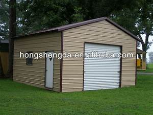 mobile garage tente structure metallique pour garage With garage en panneau sandwich