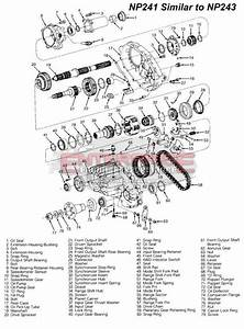 Np241 Exploded Parts Diagram