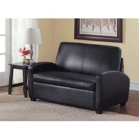 Sofa  Ee  Bed Ee   Sleeper Sofabed  Ee  Pull Ee    Ee  Out Ee   Couch Faux Leather