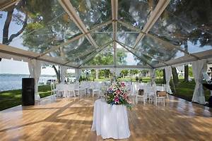 Clear Top Wedding Tent Blue Peak Tents, Inc