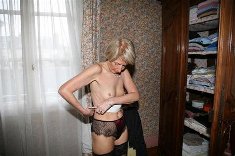 Nude Moms Francoise What An Elegant Slim Long Legged