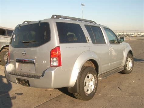 parting out 2005 nissan pathfinder 4 0l v6 rer05a auto subway truck parts inc auto