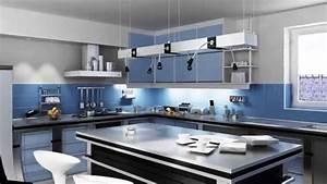 Moderne Küchen 2016 : moderne k chen design youtube ~ Buech-reservation.com Haus und Dekorationen