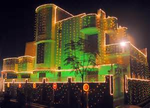decoration wedding lights dubai event management