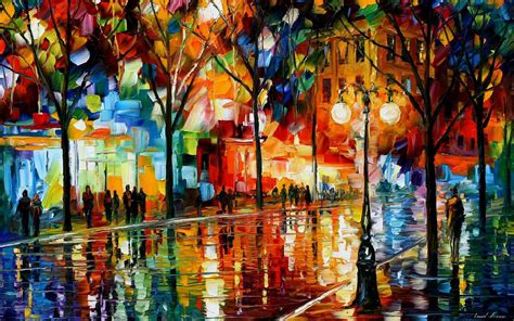 Colorful Paintings Wallpapers