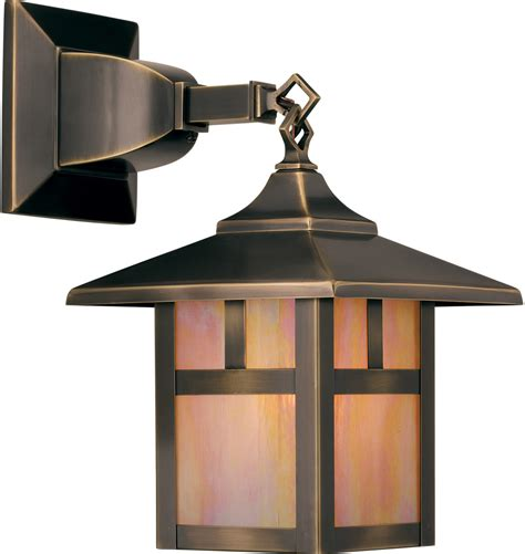 lighting design ideas craftsman mission style outdoor