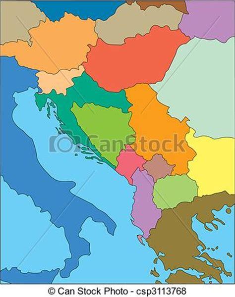 vector   yugoslavia  countries