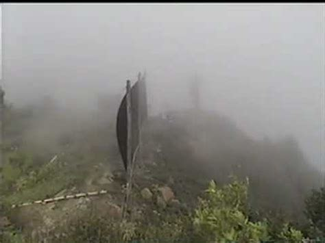 collecting nets fog collection in eastern nepal youtube