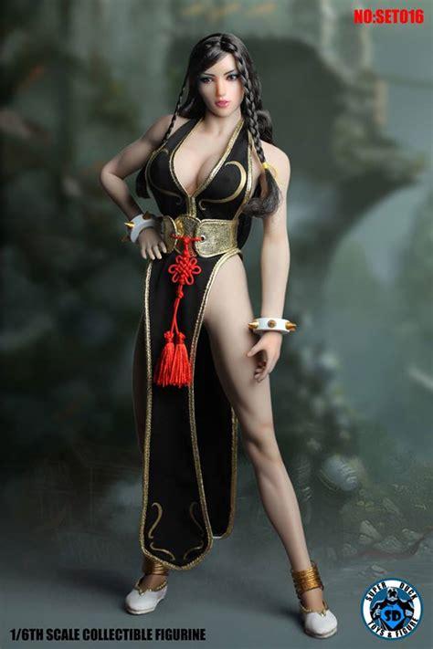 super duck female fighting costume set