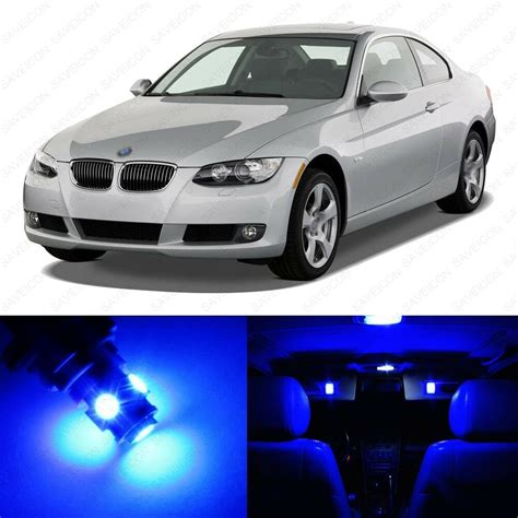 Bmw 328i Specs by 14 X Blue Led Interior Light Package For 2006 2011 Bmw 3