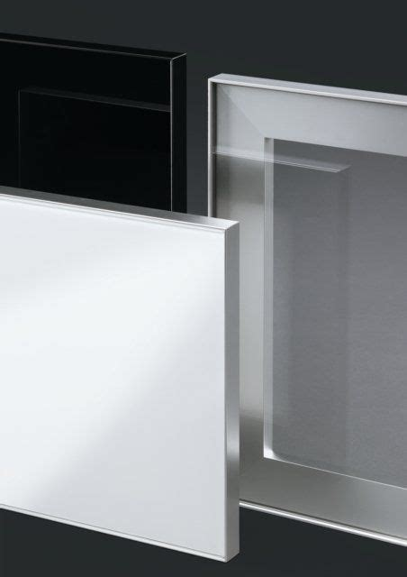 aluminium kitchen cabinet doors 34 best aluminum frame styles images on pinterest