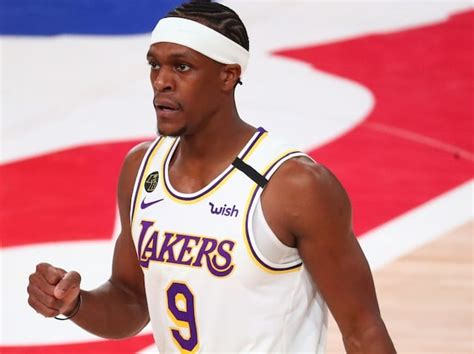 Lakers News: Rajon Rondo Leaning On Brother In NBA Bubble