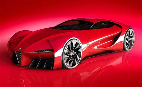 Alfa Romeo? Or Alfa Juliet??  Yanko Design