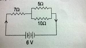 For The Circuit Shown In This Diagram Calculate 1 The