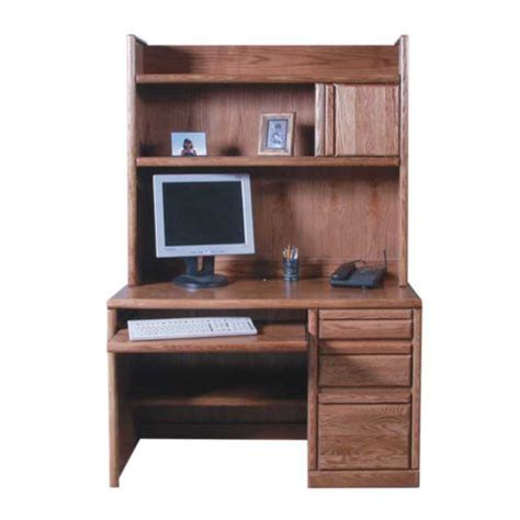 modern computer desk with hutch contemporary compact computer desk with hutch