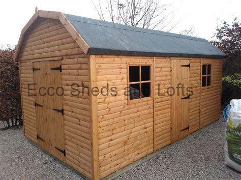 dutch barns ecco sheds  pigeon lofts