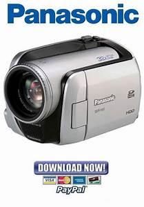 Panasonic Sdr-h18   H20 Service Manual  U0026 Repair Guide