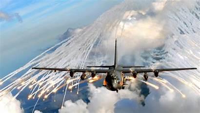 130 Ac Gunship Ac130 Planes