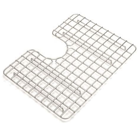 kitchen sink accessories fireclay coated stainless steel bottom grid fk mk24 36c by franke