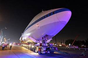 NASA Shuttle Carrier Jet Taking Road Trip to Space Center ...