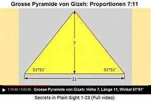 Höhe Von Pyramide Berechnen : 8 grosse pyramide von gizeh 9 7 11 10 864 400 meter mit 1 299 792 458 11 ~ Themetempest.com Abrechnung