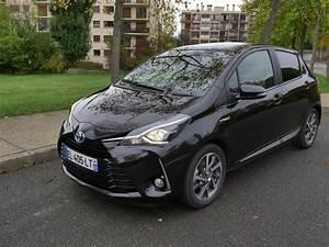 Essai Toyota Yaris Hybride : citadine essai toyota yaris hybride chic la reine des villes hybrid life forum ~ Gottalentnigeria.com Avis de Voitures