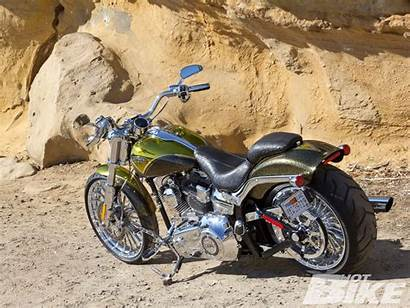 Breakout Harley Cvo Davidson Motorcycle Wallpapers Incredible