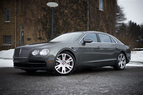 Review Bentley Flying Spur by 2015 Bentley Flying Spur 10