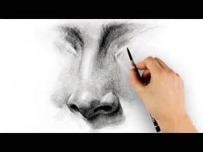 Draw a Nose Step by Step