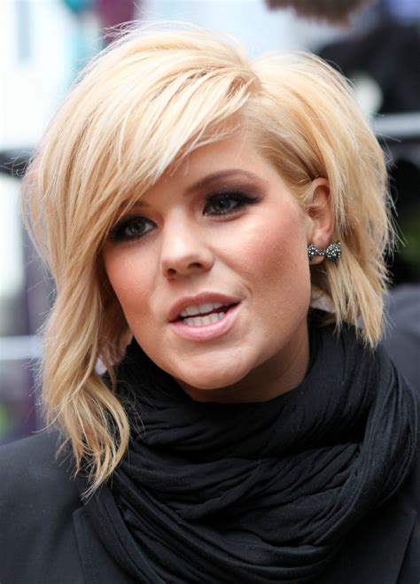 Bob Hairstyle With Side Fringe by Bob Hairstyles With A Fringe Hair World Magazine