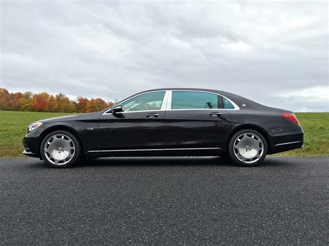 2016 Mercedes-maybach S600 Test Drive Review