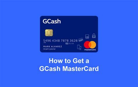 Maybe you would like to learn more about one of these? How to Get a GCash MasterCard and Use It For Cashless Transactions - Tech Pilipinas