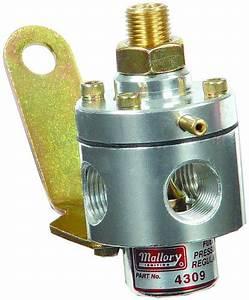 Mallory 4309 Rebuild Kit