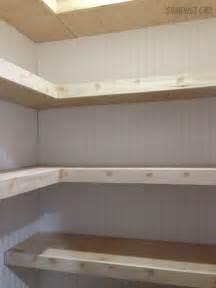 how to build corner floating shelves sawdust 174