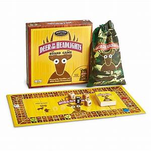 Deer In The Headlights Board Game 621026 Puzzles