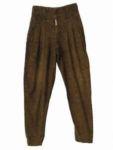 1980's Vintage Z Cavaricci Pants: 80s -Z Cavaricci- Mens
