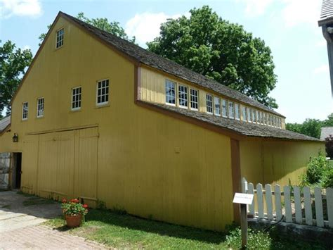 Yellow Barn Center Valley Pa by The Firehouse Picture Of Landis Valley Museum