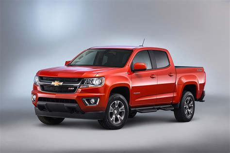 Chevy Rolls Out New 2016 Colorado Diesel