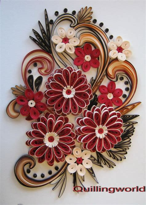 17 best images about paper quilling on pinterest