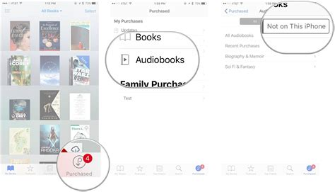 to find audiobooks on iphone how to listen to audiobooks with ibooks for iphone and