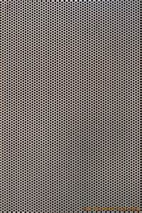 Perforated Metal Mesh Texture