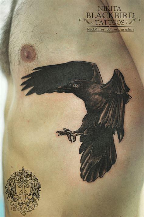 raven tattoo  behance